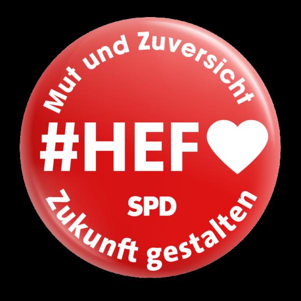 Logo: SPD HEF